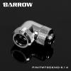 Barrow 90 Rotary ท่ออคริลิค 14mm สีเงิน TWT90KND-K14