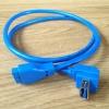สายแปลง 20 Pin USB 3.0 เป็น USB 3.0 Female หัว 90 องศา