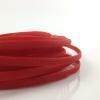 สายถัก 6 mm สีแดง