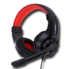 Lupuss G1 3.5mm Stereo Gaming Headset สีดำ-แดง