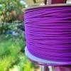 สายถัก 4 mm กลม สีม่วง