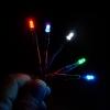 ไฟ LED ส่องบล็อก ,ส่องถักพัก 5mm