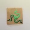 สติ๊กเกอร์ Razer งูเขียว