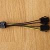 สายแปลง 6 Pin VGA to 8 Pin VGA