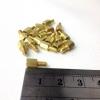 น๊อตทองเหลือง M3 เกลี่ยวละเอียด ขนาด 6*6