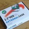 External HDD usb2.0
