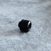 Fitting ท่อ14mmสีดำ แหวน3ชั้น