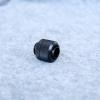 Fitting Comp สายยาง3/8 สีดำ