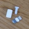 หัวชาร์จiPhone 5 สีขาว