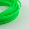 สายถัก 8 mm สีเขียว