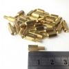น๊อตทองเหลือง M3 เกลี่ยวละเอียด ขนาด 6*8