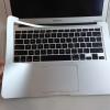 แผ่น PlamShiel for MacBook ป้องกันรอยต่างๆ ตรงแผงรอบคีย์บอร์ดเต็มตัว