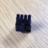 Connector 8 Pin CPU / ตัวผู้ / สีดำ