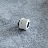 Fitting ท่อ14mmสีขาว แหวน3ชั้น