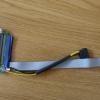 Riser Card PCI X1 to PCI X16 + สายเพิ่มไฟเลี้ยง 30CM