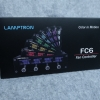 lamptron FC6 fan speed controller 7 color LCD