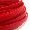 สายถัก 10 MM สีแดง