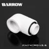 Barrow งอ90 Rotary สีขาว TWT90-v2.5