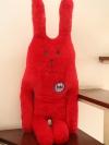ตุ๊กตา Craft Holic สีแดง ( size L 100cm)