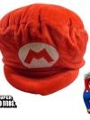 หมวกมาริโอ้ Cosplay (สีแดง)