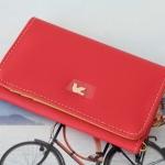 Ami Multi Pouch กระเป๋าใส่โทรศัพท์ สีแดง