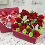 กล่องดอกไม้บอกรัก ของขวัญสุดประทับใจ สร้างความเซอร์ไพร์สแบบไหม่ๆ