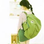 3 Ways Easy to Carry Bag กระเป๋าสะพายพับเก็บได้