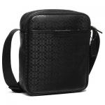 กระเป๋าผู้ชาย COACH SIGNATURE HPC CAMERA FLIGHT MESSENGER BAG BLACK F71257