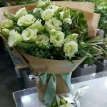 ช่อดอกไม้ เก็บความในใจ