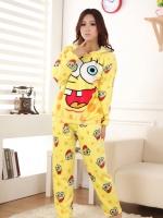 ชุดนอน SpongeBob