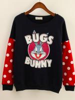 เสื้อกันหนาว Bugs Bunny มี 3 สี