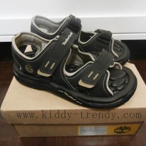 รองเท้าสาน Timberland สีโทนน้ำตาล-ดำ ของแท้ ออเดอร์เกินรง บนช๊อปคู่หลายพันค่ะ s. 20.5 cm.