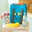 Lunch Bag กระเป๋าปิคนิคเก็บความเย็น ใส่อาหาร ขวดนม ฯลฯ สีเทา thumbnail 1