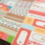 Fabric Sticker สติ๊กเกอร์ผ้าสำหรับตกแต่ง 3 แผ่น thumbnail 8