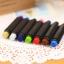 ปากกาหมึกแสตมป์ 2 สี เซ็ต 5 แท่ง thumbnail 1