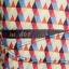 เป้พับเก็บได้ ลายสามเหลี่ยม ยี่ห้อ New Feel นำเข้าจากฝรั่งเศส thumbnail 3