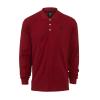 เสื้อโปโลลิเวอร์พูล เสื้อโปโลชายแขนยาว สีแดง ของแท้ 100% Liverpool FC Mens Red Long Sleeve Polo