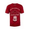 เสื้อลิเวอร์พูล เรดสเตตัสทีเชิ้ต ของแท้ 100% Liverpool FC Mens Red Status Tee