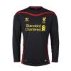 เสื้อลิเวอร์พูลทีมเยือน เสื้อผู้รักษาประตู 2014-2015 ของแท้ 100% Warrior Liverpool FC Mens Away Goalkeeper L/S Shirt 2014 2015