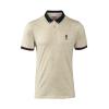 เสื้อโปโลลิเวอร์พูล ของแท้ 100% Liverpool FC Mens Contrast Collar Cuff Polo