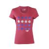 เสื้อทีเชิ้ตลิเวอร์พูล ยิมทีเชิ้ต สำหรับผู้หญิง สีชมพู ของแท้ 100% Liverpool FC Ladies Gym TShirt