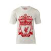 เสื้อลิเวอร์พูล เมนส์คแรสปริ๊นท์ทีเชิ้ต ของแท้ 100% Liverpool FC Mens Crest Printed Tee