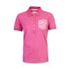 เสื้อโปโลลิเวอร์พูล ลิลลี่โปโลชมพู สำหรับผู้หญิง ของแท้ 100% Liverpool FC Ladies Pink Lilly Polo