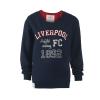 เสื้อลิเวอร์พูล ลูซิลลีสีน้ำเงินเข้ม มี 2 ชิ้น สำหรับผู้หญิง ของแท้ 100% Liverpool FC Ladies Lucille Top