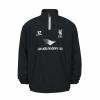 เสื้อลิเวอร์พูลเทรนนิ่ง เสื้อแจ็คเก็ตวินเบรคเกอร์ 2014 2015 สีดำ ของแท้ 100%