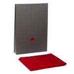 ผ้าพันคอลิเวอร์พูลซิกเนเจอร์ของแท้ Liverpool FC Signature Collection Red Scarf