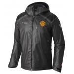เสื้อแจ็คเก็ตแมนเชสเตอร์ ยูไนเต็ด Columbia Outdry Ex Diamond Shell Jacket สีเทาของแท้