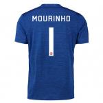เสื้อแมนเชสเตอร์ ยูไนเต็ดของแท้ ทีมเยือน 2016 2017 พิมพ์ชื่อ Mourinho 1