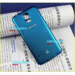 Case Back Cover for Samsung Galaxy S5 (ฝาหลัง S5 พิมพ์ LTE) - Blue