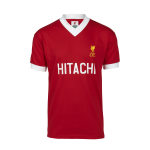 เสื้อเรทโรลิเวอร์พูลย้อนยุค 1978 Hitachi ของแท้ 100%